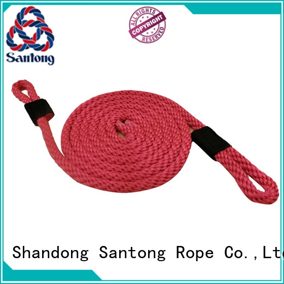 SanTong utility boat fender ropes with good price for docks