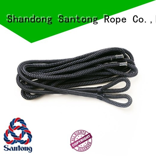 SanTong pp rope design for prevent damage from jetties