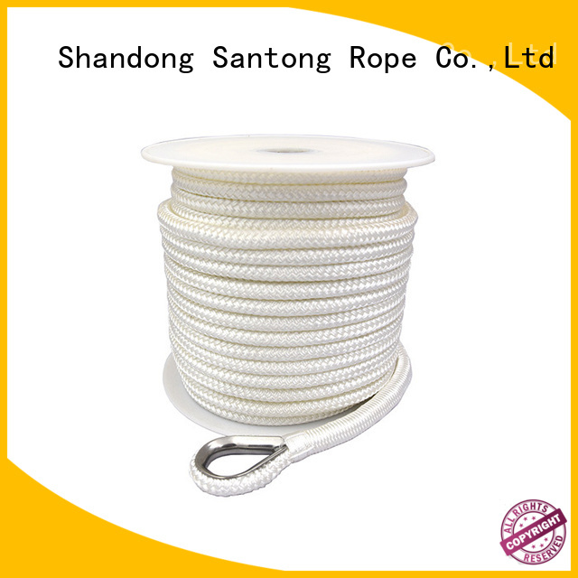 professional braided rope factory price