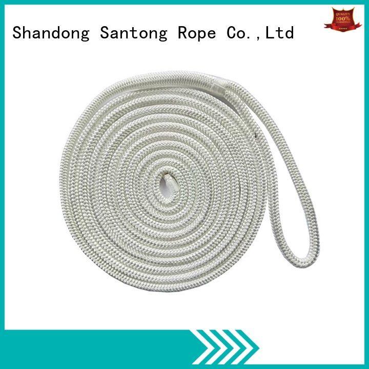 SanTong professional braided nylon rope wholesale for tubing