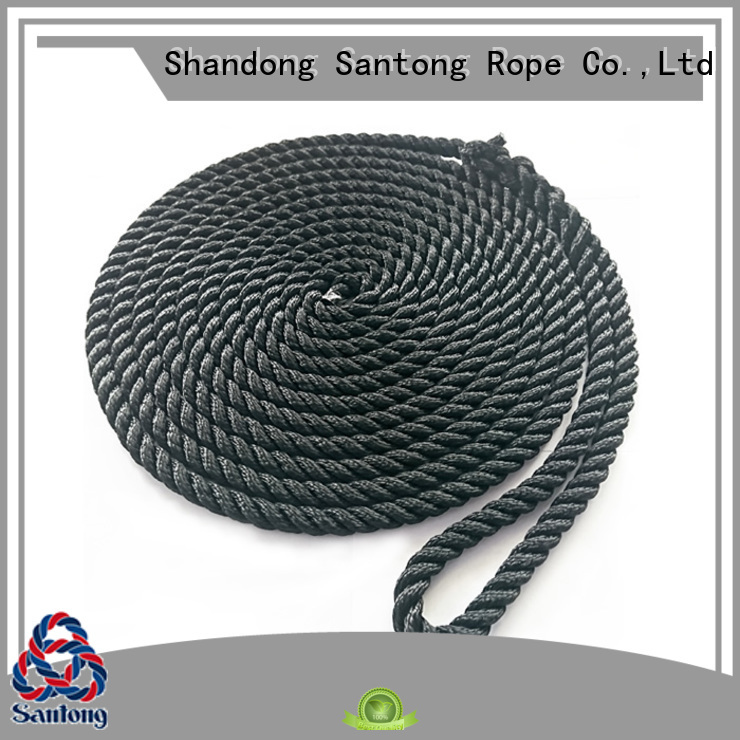 SanTong stretch dock rope wholesale for skiing
