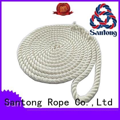 SanTong nylon pp rope wholesale for skiing