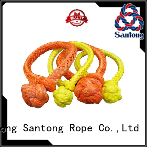 durable shackle rope soft series for daily life