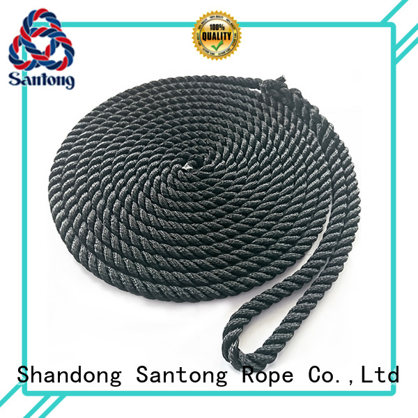 stronger marine rope double factory price for skiing