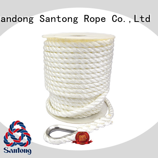 professional anchor rope and chain black factory price for gas