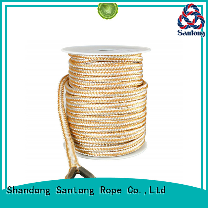 SanTong good quality braided rope at discount for oil
