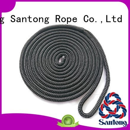 SanTong stronger braided rope factory price for tubing