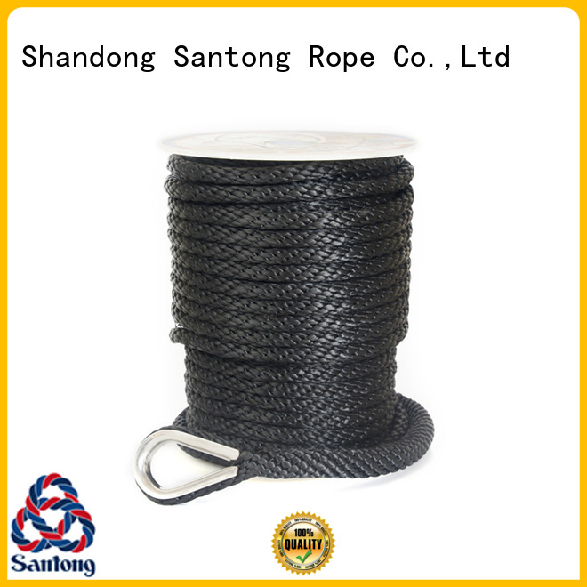 line boat anchor rope solid for saltwater SanTong