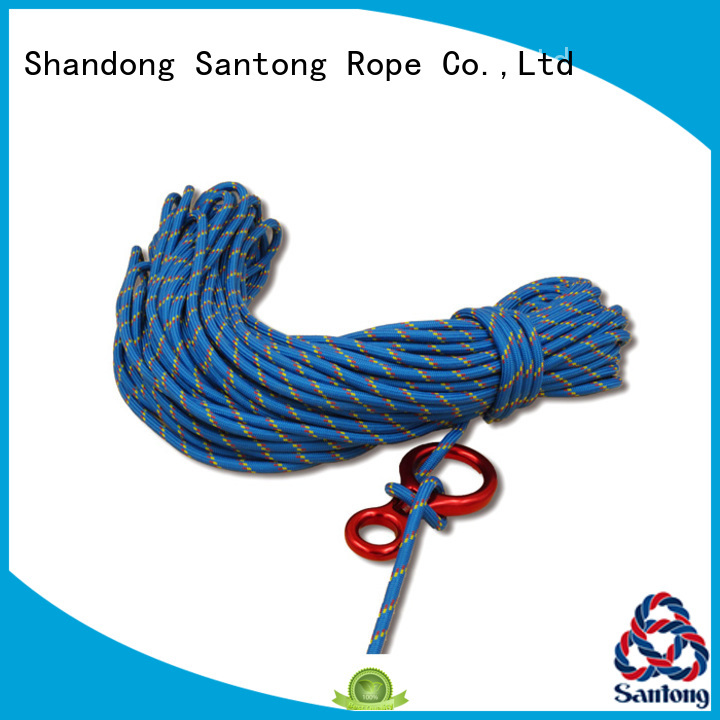 SanTong braided rope directly sale for arborist