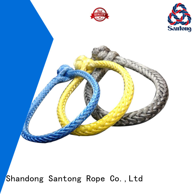 SanTong stronger rope shackle series for vehicle