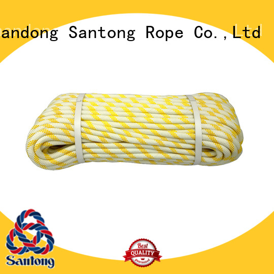 SanTong kernmantle static climbing rope on sale for abseiling