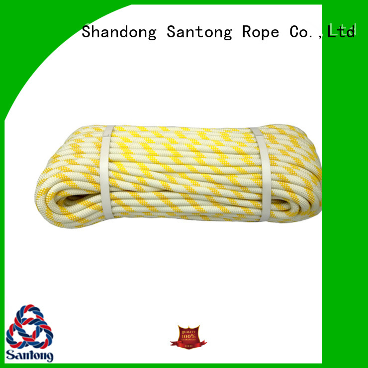 SanTong colorful dynamic rope wholesale for caving