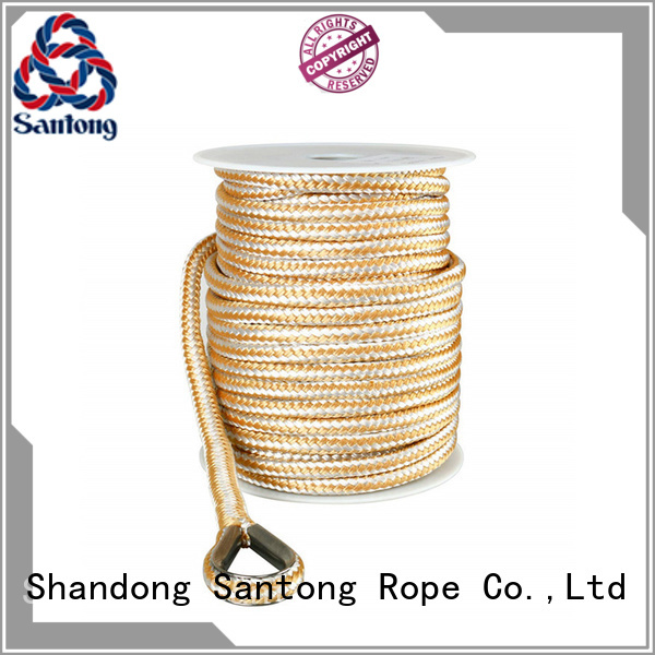 SanTong polyester rope at discount for oil