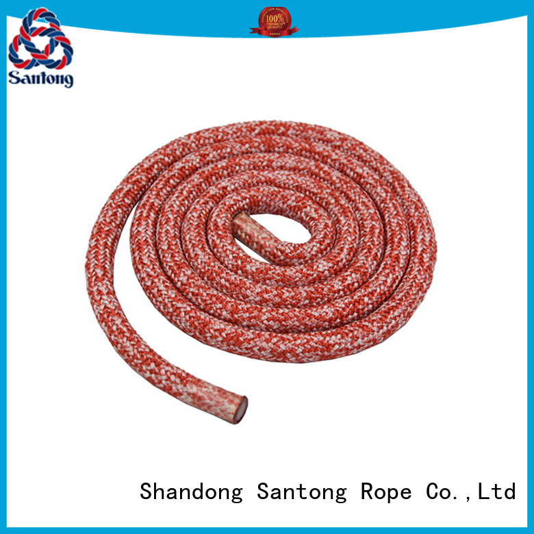 SanTong uhmwpe sailing rope manufacturers factory for sailing