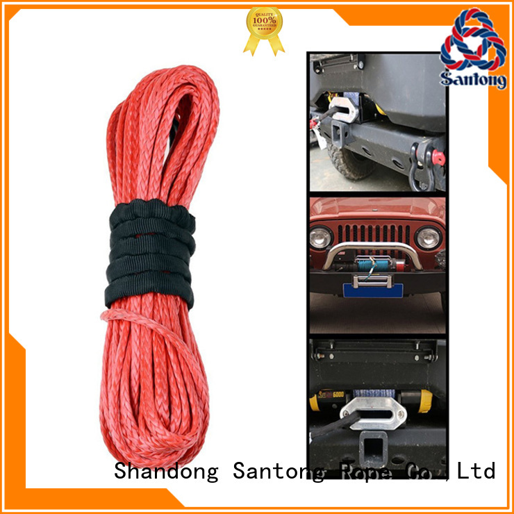 SanTong stronger rope manufacturers directly sale for truck