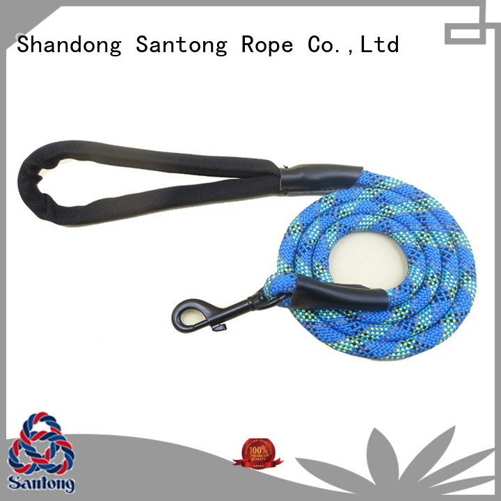 SanTong lead climbing rope dog leash at discount for dog