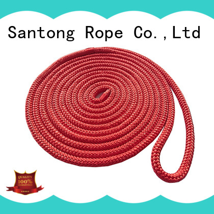 durable braided nylon rope supplier for wake boarding