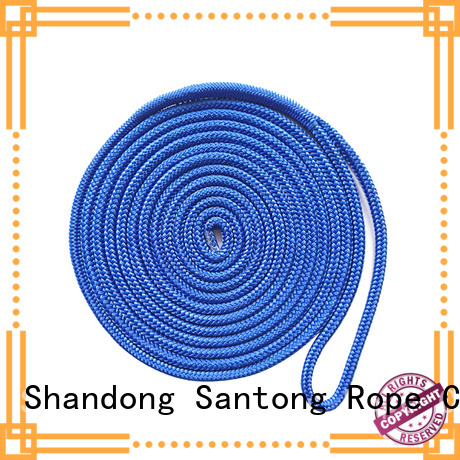 SanTong stretch boat rope factory price for wake boarding