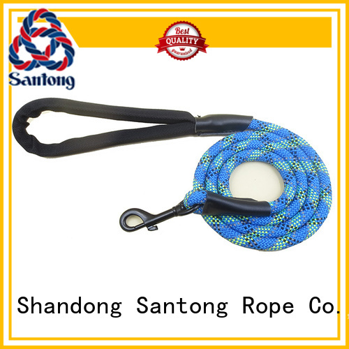 durable climbing rope dog leash lead supplier for large dog