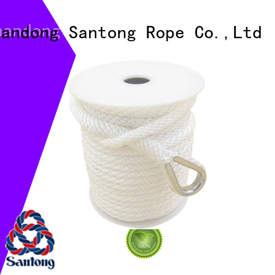 SanTong durable anchor rope and chain supplier for oil