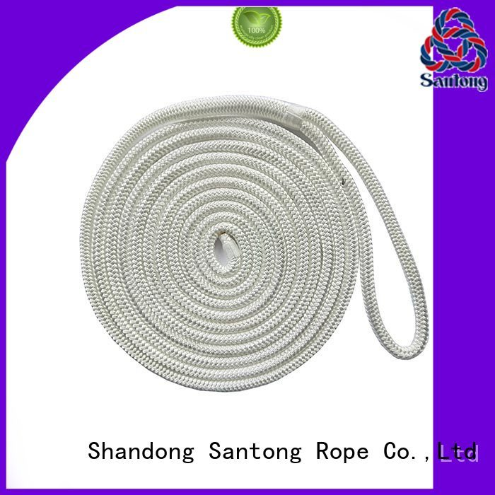 SanTong professional dock rope supplier for wake boarding