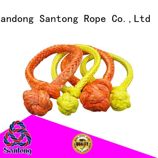 SanTong customized soft shackle customized for car