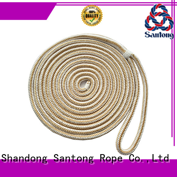 SanTong professional boat rope factory price for wake boarding