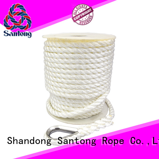 SanTong line braided rope factory price for saltwater