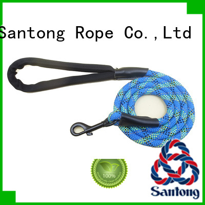 SanTong long lasting rope leash promotion for dog