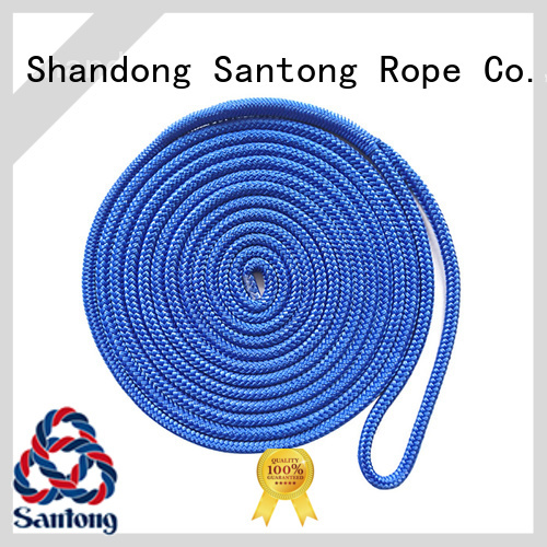 stronger boat rope factory price for wake boarding