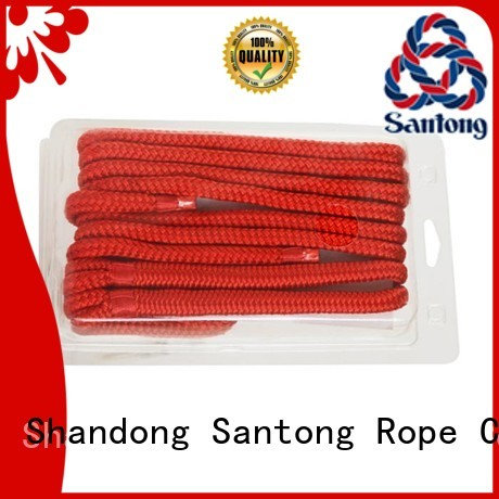 multifunction polyester rope with good price for pilings