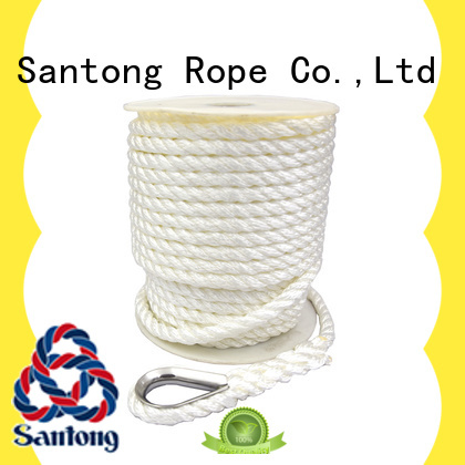 SanTong durable twisted rope supplier for saltwater