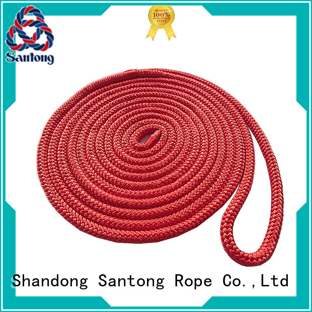 SanTong professional polyester rope supplier for tubing
