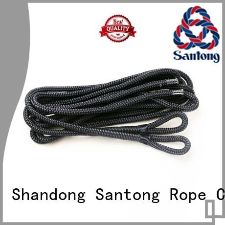 SanTong white fender rope design for docks