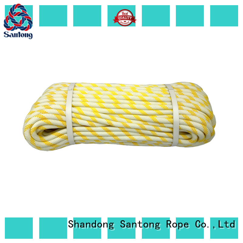 SanTong static rope manufacturer for climbing