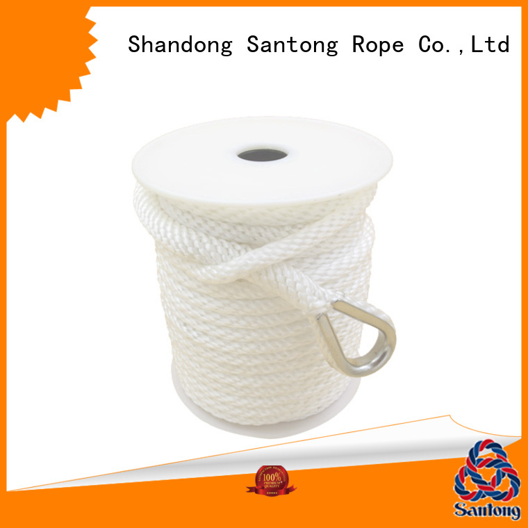SanTong durable anchor rope and chain supplier for saltwater