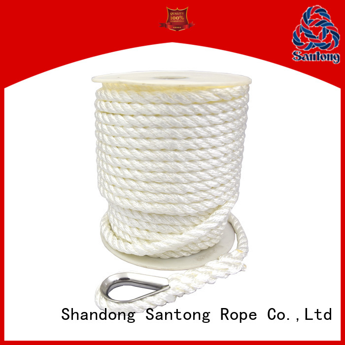 SanTong professional boat anchor rope wholesale for oil