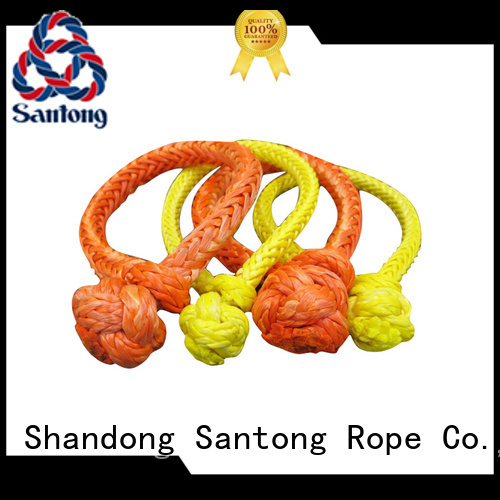 utility rope shackle yellow from China for outdoor