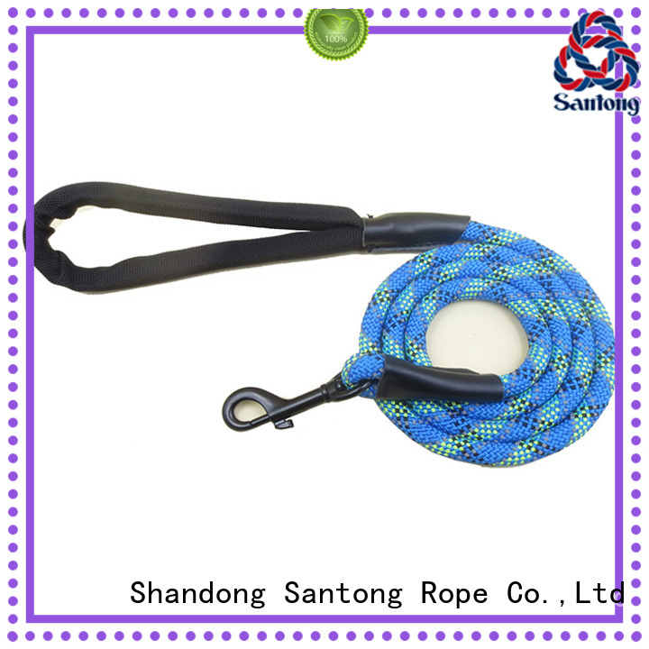 SanTong professional dog leads factory price for medium dog