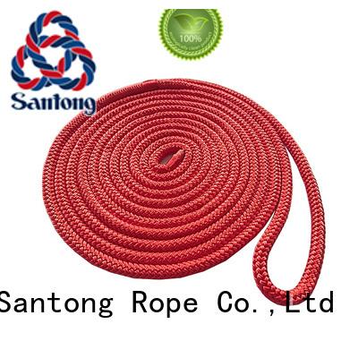 SanTong dock rope supplier for wake boarding