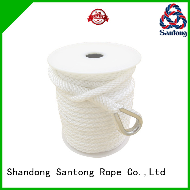 line braided anchor line at discount for gas SanTong