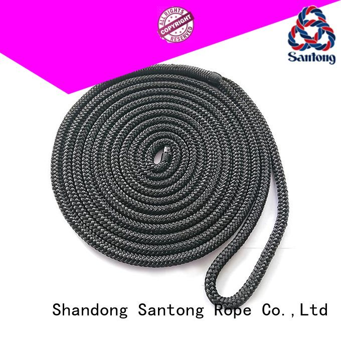 SanTong stronger dock lines factory price for tubing