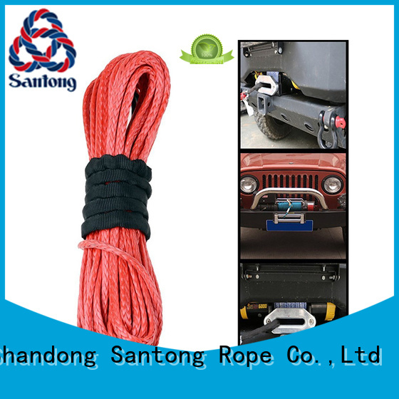 SanTong durable braided rope wholesale for car