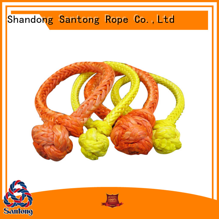customized rope shackle from China for car