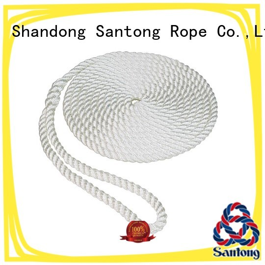 utility twisted nylon rope inquire now for docks