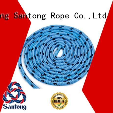 SanTong practical polyester rope for sale polyester16 for boat