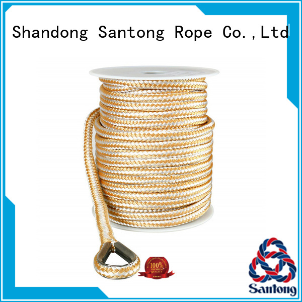 good quality anchor rope and chain sale factory price for saltwater