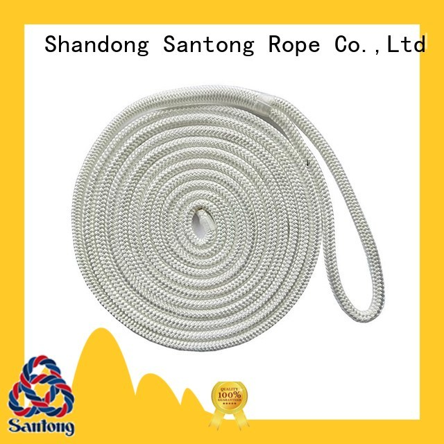 durable dock lines factory price for skiing