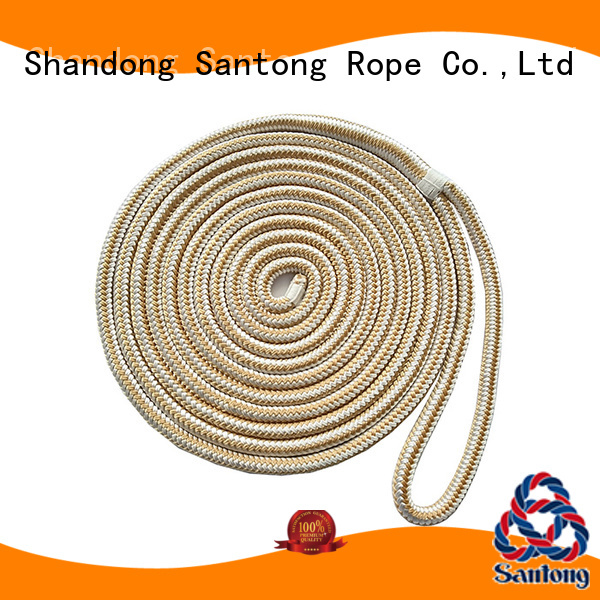 SanTong stronger marine rope factory price for skiing