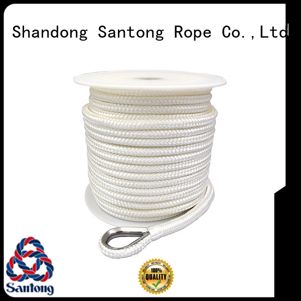 polyester rope anchor for saltwater SanTong